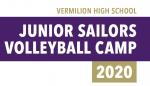 Junior Sailors Volleyball Camp