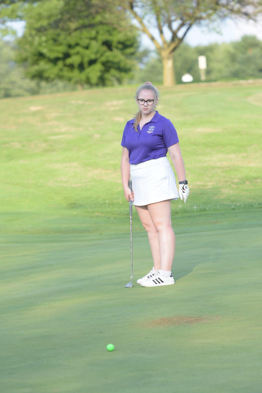 JV/V Girls Golf at Willow Creek