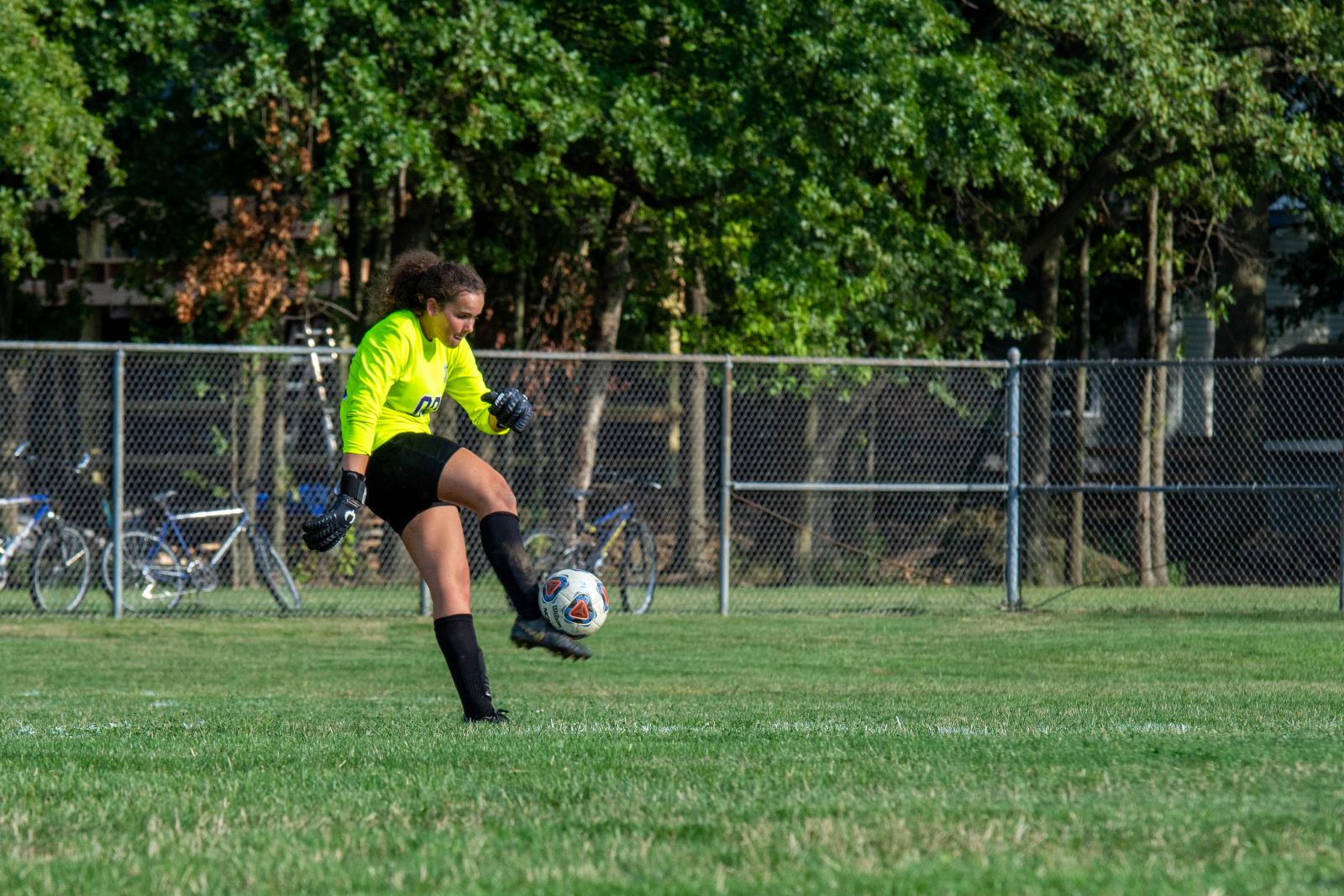 Girls JV Soccer vs Norwalk