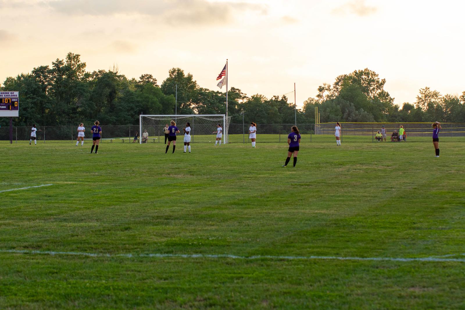 Girls Soccer vs Sandusky