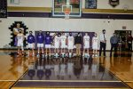 Boys Basketball and Cheerleading Senior Night