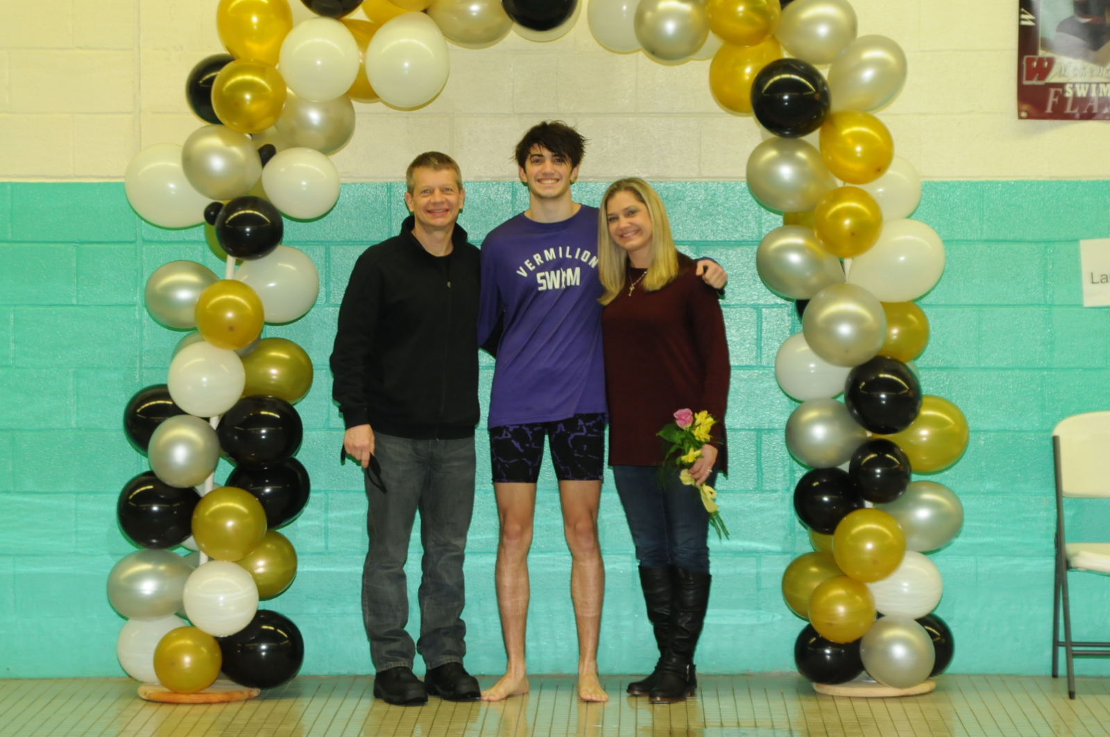 Swimming Parent Night