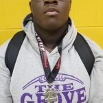 MGHS WRESTLING (John Marsh finishes 2nd place at Dekalb County JV Championships)