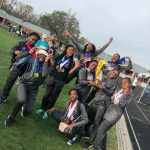 MGHS Girls Track Team wins the Sandlapper Classic