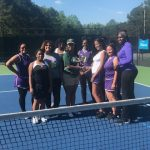 MGHS GIRLS TENNIS TEAM ADVANCES TO THE GHSA STATE PLAYOFFS