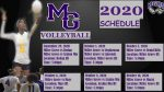 2020 MGHS Volleyball