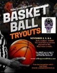 Lady Wolverines Basketball Tryouts November 4 – 6, 2020