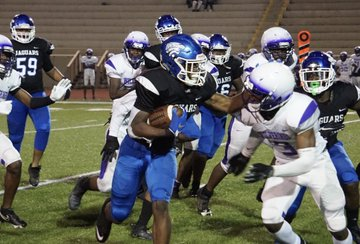 Miller Grove Falls to Stephenson 19 – 7 (click the link to watch the video)