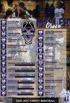 2020-21 Lady Wolverines Varsity Girls Basketball Schedule