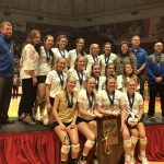 Bluejays Volleyball Make History