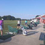 Varsity Girls' Golf Team Starts Their Season