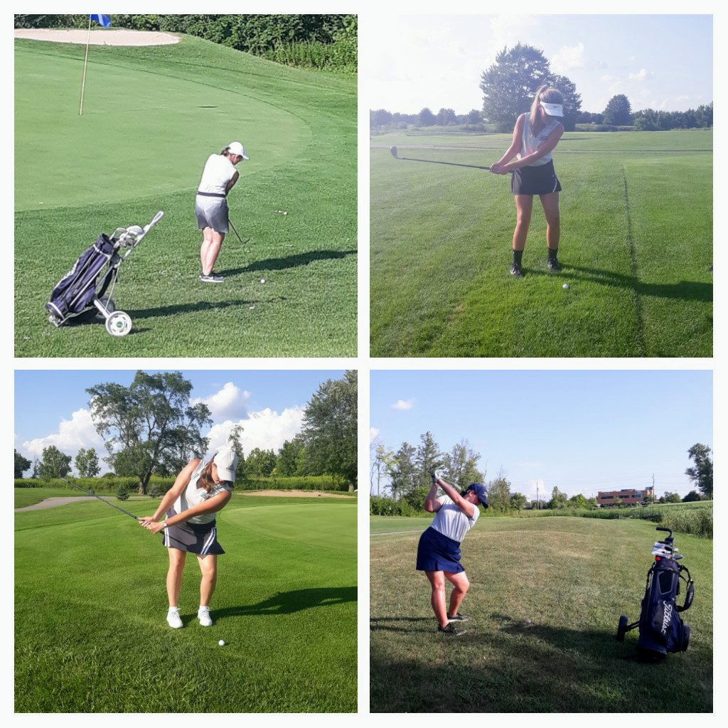Varsity Girls Golf Team Continues to Roll at 3-0