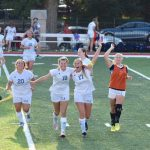 Girls Varsity Soccer beats Shortridge Magnet 4 – 1 for First Official Match of the Season