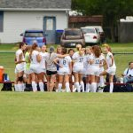 Girls Varsity Soccer falls to Edgewood 2 – 1