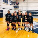 5th/6th Girls Volleyball Win Invitational!!