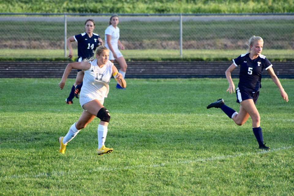 Girls Soccer Beats Trinity Lutheran for the First Time in Program History