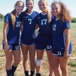 Girls Varsity Soccer beats Whiteland Community for Senior Day – Six Game Win Streak Before State Tournmament