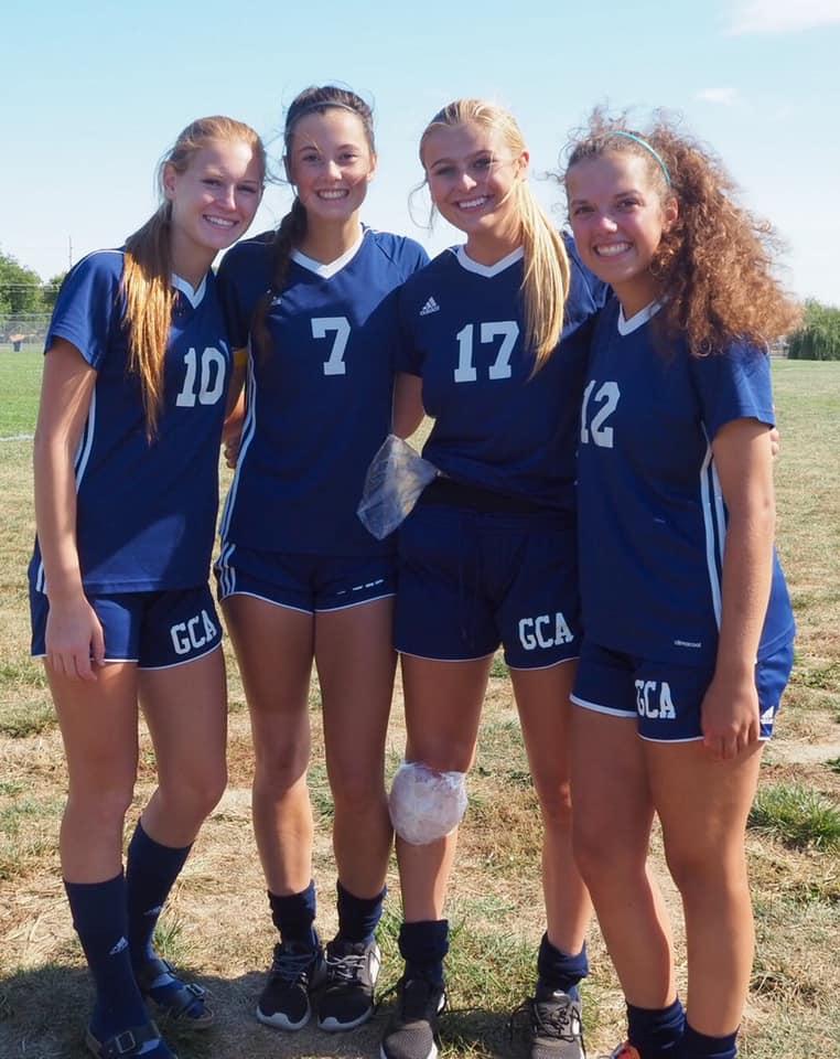 Girls Soccer Beats Whiteland Community on Senior Day – Six Game Win Streak Before State Tournament