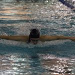 GCA Swimmer Qualifies for IHSAA Sectional Finals in Two Events