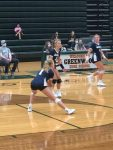JV wins big in 3, while Varsity drop in 5 setter against Greenwood