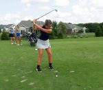 GCA Lady Cougars Keep Improving in 5th Place County Finish