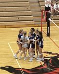Girls Varsity Volleyball beats Edgewood 3 – 1