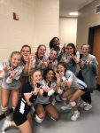 GCA wins in 3 sets vs. Indian Creek