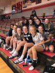 Girls Varsity Volleyball beats Speedway 2 – 0