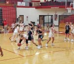 Varsity Girls Basketball Loses to Center Grove in Semi Final