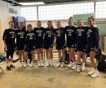 Varsity Girls Basketball Team Goes 1-1 in Tournament at Scottsburg