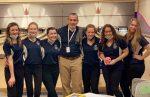 GCA Girls Bowling Team Advances to Regionals; Delaney Dillard and Matt Heldman Advance as Individuals