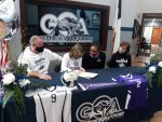 Senior Riley Ratliff Signs to Play at Goshen