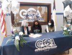 Senior Mayah Schundelmier Signs to Play Volleyball at Huntington