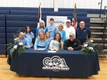 Savvanah Frye Signs to Play Basketball at St. Mary-of-the-Woods