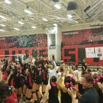Volleyball beats Skyline to win Region Title