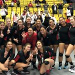 Volleyball claims 5th in State