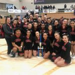 WHS Cheer Takes 1st Place!