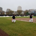 Soggy Weather Sings the Blues for Baseball – Game with Skyline Today Postponed