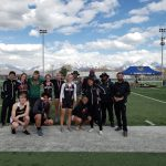 West High Track at Taylorsville