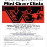 West Mini Cheer is coming soon!!!