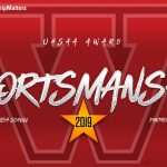 "2019 UHSAA ""SPORTSMANSHIP"" AWARD"