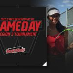 Girls Tennis Region 3 Tournament starts today…