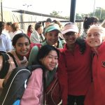 Good luck to our Lady Panthers at the State Tennis Tournament