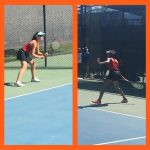 West has 2 advancing to the finals at the State Girls Tennis Championships