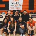 Senior Night For Volleyball