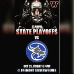 Football Playoffs – Round One! Let's go Panther Nation!!!!