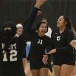 Panther Volleyball Moves on in 6A State Tournament