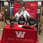 Kaylani Reis signs letter of intent with Arizona Western College