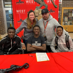 Abraham Williams signs with Weber State