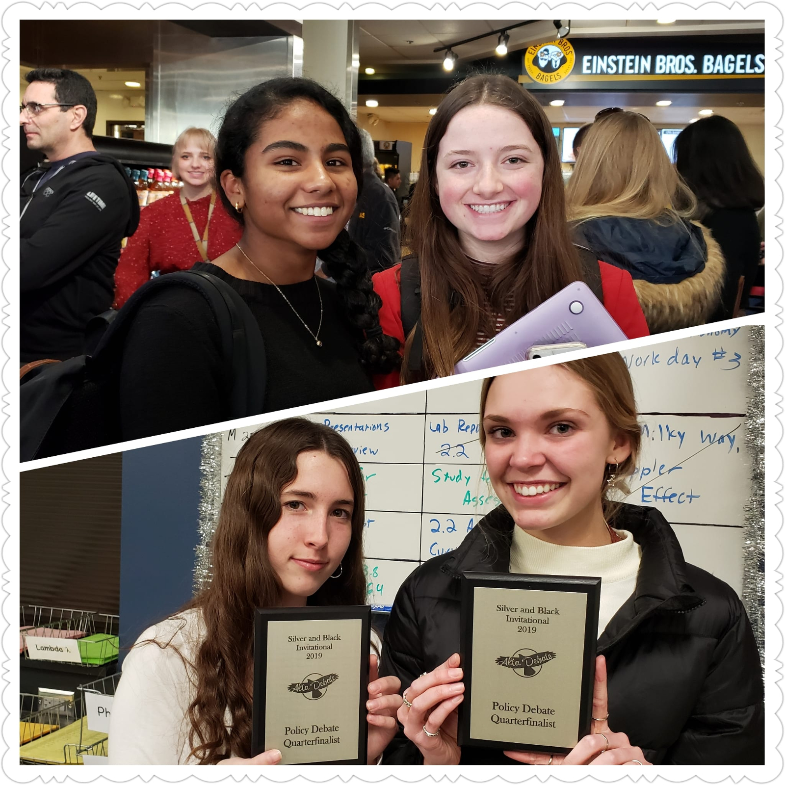 Tournament of Champions accepts West Debaters